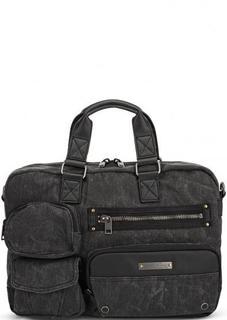 Текстильная сумка с короткими ручками Diesel