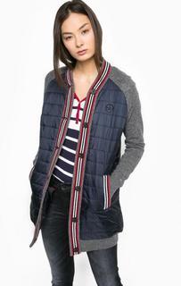 Удлиненная куртка на пуговицах Tommy Hilfiger