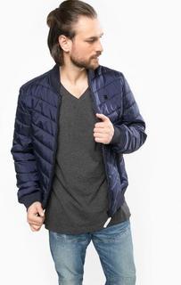 Демисезонная куртка синего цвета G Star RAW