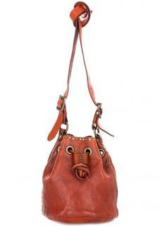 Маленькая сумка-мешок Campomaggi