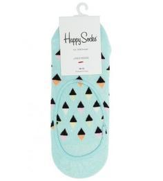 Носки из хлопка мятного цвета Happy Socks
