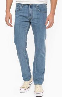 Зауженные синие джинсы Lee