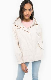 Куртка из хлопка с капюшоном Calvin Klein Jeans