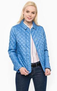 Синяя куртка на кнопках Tommy Hilfiger