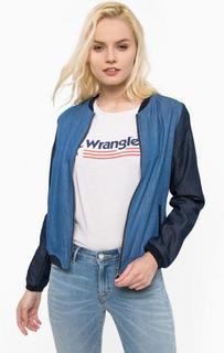 Куртка на молнии из денима Wrangler