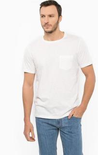 Хлопковая футболка с карманом Lee