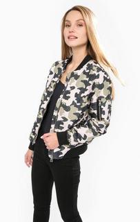 Разноцветная куртка с наполнителем Vero Moda