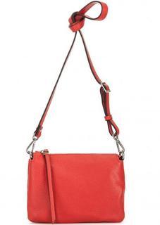 Маленькая сумка из натуральной кожи Gianni Chiarini