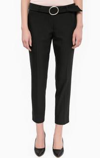 Хлопковые черные брюки More & More
