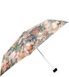 Механический зонт с куполом из полиэстера Zest