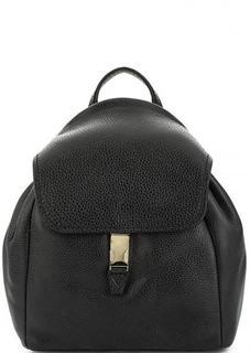 Кожаный рюкзак с откидным клапаном Gianni Chiarini