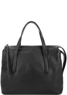 Кожаная сумка через плечо Gianni Chiarini