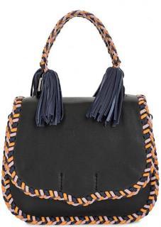 Маленькая сумка из гладкой кожи Rebecca Minkoff