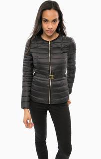 Легкая куртка-трансформер черного цвета Guess