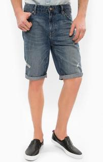 Рваные джинсовые шорты Calvin Klein Jeans
