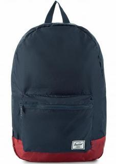 Текстильный рюкзак синего цвета Herschel