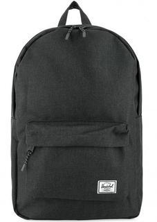 Текстильный рюкзак на двухзамковой молнии Herschel