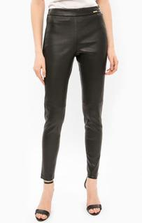 Укороченные брюки из натуральной кожи Marciano Guess