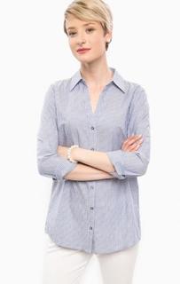 Рубашка из хлопка в полоску More & More