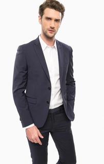 Классический синий пиджак Marciano Guess