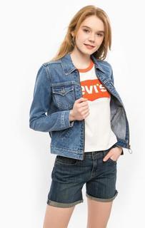 Синяя джинсовая куртка на молнии Levis®