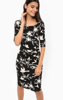 Трикотажное платье из вискозы Sugarhill Boutique