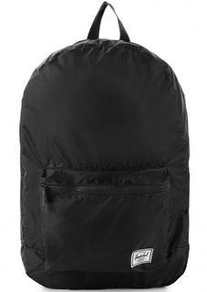 Текстильный рюкзак черного цвета Herschel