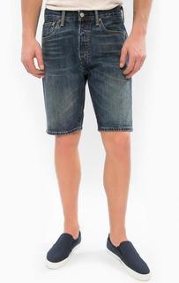 Синие джинсовые шорты Levis®