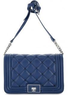 Маленькая стеганая сумка через плечо Blugirl