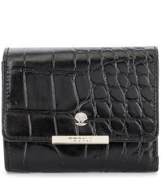 Кожаный кошелек с двумя отделами для купюр Modalu London