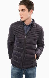 Легкая куртка синего цвета Liu Jo Uomo