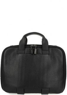 Кожаная сумка с двумя отделами Mandarina Duck