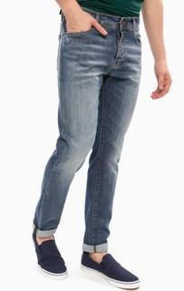 Синие зауженные джинсы Liu Jo Uomo
