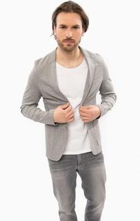 Трикотажный пиджак из вискозы Cinque