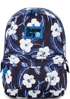 Текстильный рюкзак с цветочным принтом Superdry
