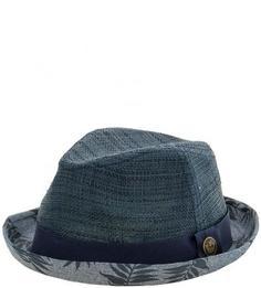 Синяя шляпа Goorin Bros.