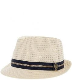 Бежевая шляпа Goorin Bros.