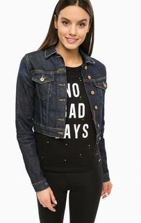 Укороченная джинсовая куртка Guess