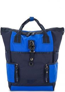 Текстильный рюкзак с отделением для ноутбука George Gina & Lucy