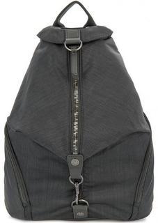 Текстильный рюкзак серого цвета George Gina & Lucy