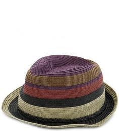 Бумажная шляпа в полоску Scotch&Soda