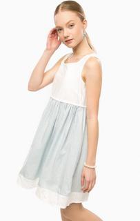 Короткое платье с пышной юбкой Think Chic