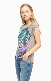 Разноцветная футболка с короткими рукавами Wrangler