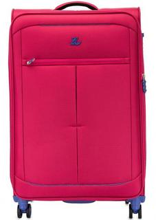 Вместительный текстильный чемодан Verage