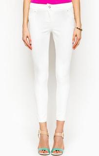 Укороченные брюки белого цвета Marciano Guess