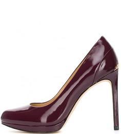 Лаковые туфли на каблуке Michael Michael Kors