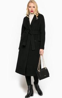 Длинное пальто с поясом Marciano Guess