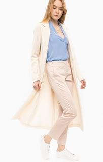 Длинное пальто с застежкой на пуговицу Cinque