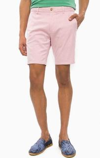 Розовые шорты из хлопка Scotch&Soda