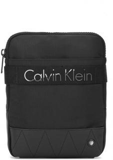 Маленькая сумка через плечо из текстиля Calvin Klein Jeans